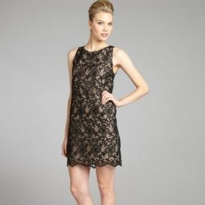 Erin Fetherson Floral Embroidered Shift Dress